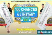 Casino Captain Cooks.
