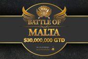 Battle of Malta, le plus grand évènement poker de l'année à Malte