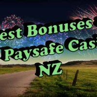 Best Bonuses at $10 Paysafe Casinos